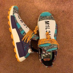 Men Human Race Sneakers